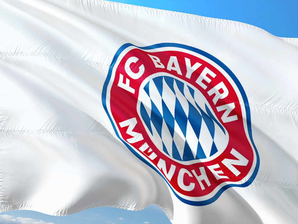 logo du club de foot le bayern munich