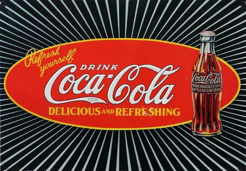 marque coca cola